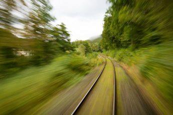 przebieg linii kolejowej nr 20 do CPK